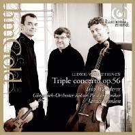 TRIPLE CONCERTO OP.56/ TRIO WANDERER, JAMES CONLON [HM GOLD]