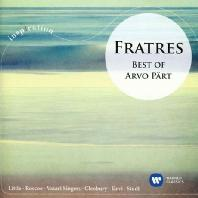 FRATRES: BEST OF ARVO PART [INSPIRATION] [아르보 패르트: 베스트]