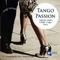 TANGO PASSION/ EL QUINTETO BUENOS AIRES [INSPIRATION] [탱고 패션]