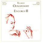 ENCORES VOL.2/ RICARDO ODNOPOSOFF