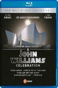 CELEBRATION: OPENING GALA CONCERT/ GUSTAVO DUDAMEL, ITZHAK PERLMAN [존 윌리엄스: 셀레브레이션 - 오프닝 갈라 콘서트]