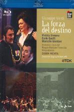 LA FORZA DEL DESTINO/ ZUBIN MEHTA [베르디: 운명의 힘] [블루레이 전용 플레이어 사용]