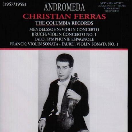THE COLUMBIA RECORDS: VIOLIN CONCERTOS/ CONSTANTIN SILVESTRI, WALTER SUSSKIND