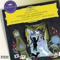 L`ENFANT ET LES SORTILEGES, L`HEURE ESPAGNOLE/ LORIN MAAZEL [THE ORIGINALS] [라벨: 어린이와 마법, 스페인의 시간 & 림스키 코르사코프, 스트라빈스키 - 로린 마젤]