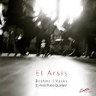 PIANO QUARTETS/ ET ARSIS PIANO QUARTETT [에타리시스 피아노 사중주단: 브람스 & 바스크스 피아노 사중주]