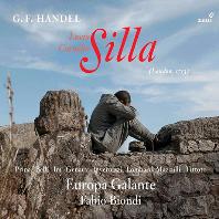 SILLA/ FABIO BIONDI [헨델: 오페라 '실라> - 에우로파 갈란테 & 파비오 비온디]