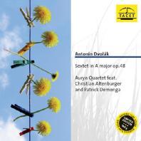 SEXTET IN A MAJOR OP.48/ AURYN QUARTET [LP]