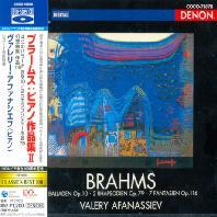 4 BALLADEN OP.10/ VALERY AFANASSIEV [BLU-SPEC CD]