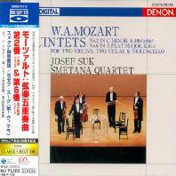 STRING QUINTETS NO.2 & 6/ JOSEF SUK [BLU-SPEC CD]