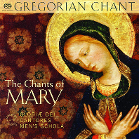 THE CHANTS OF MARY [SACD HYBRID] [성모 마리아 찬가 - 글로리애 데이 칸토레스 남성 스콜라]