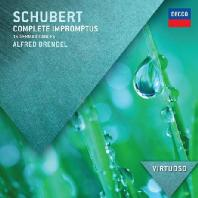 IMPROMPTUS: 16 GERMAN DANCES/ ALFRED BRENDEL [VIRTUOSO]