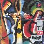 TRIO FOR PIANO/ CLARINET AND CELLO/ AX/ STOLTZMAN/ YO-YO MA