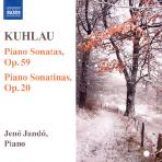 PIANO SONATAS AND SONATINAS/ JENO JANDO