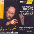SYMPHONY NO.3 & 4/ ROGER NORRINGTON