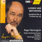 SYMPHONY NO.9/ ROGER NORRINGTON