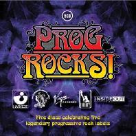 PROG ROCKS! [LABELS BOX SET]