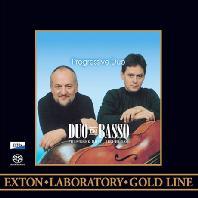 DUO DI BASSO [LABORATORY GOLD LINE] [SACD HYBRID] [프로그레시브 듀오: 첼로와 더블베이스 이중주 작품집]