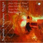 PIANO QUINTETS/ NEPOMUK FORTEPIANO QUINTET