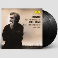 PIANO CONCERTOS NOS.1 & 2/ KRYSTIAN ZIMERMAN, SEIJI OZAWA [라흐마니노프: 피아노 협주곡 - 지메르만, 오자와] [180G LP]