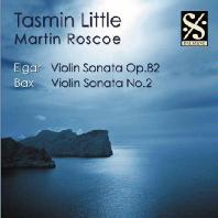 VIOLIN SONATA OP.82/ TASMIN LITTLE, MARTIN ROSCOE