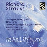 ORCHESTRAL WORKS/ HERBERT BLOMSTEDT