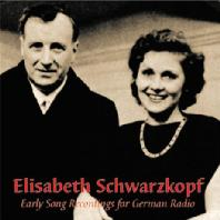 EARLY SONG RECORDINGS FOR GERMAN RADIO