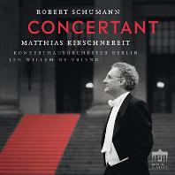 CONCERTANT/ MATTHIAS KIRSCHNEREIT, JAN WILLEM DE VRIEND [슈만: 피아노 협주곡 외 - 마티아스 키르슈네라이트]