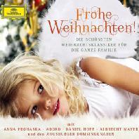 FROHE WEIHNACHTEN/ ANNA PROHASKA, AUGSBURGER DOMSINGKNABEN [독일의 크리스마스 노래]
