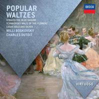 POPULAR WALTZES/ CHARLES DUTAIT [VIRTUOSO]