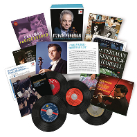 THE COMPLETE RCA AND COLUMBIA ALBUM COLLECTION [이차크 펄만: RCA, 콜럼비아 컬렉션] [한정반]