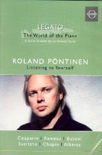 LEGATO: THE WORLD OF THE PIANO/ ROLAND PONTINEN [레가토시리즈 3: 롤란도 푄티넨] [13년 6월 유로아트 절판 할인행사]