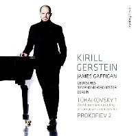 PIANO CONCERTOS/ KIRILL GERSTEIN, JAMES GAFFIGAN [SACD HYBRID] [차이코프스키: 피아노 협주곡 1번 & 프로코피에프: 피아노 협주곡 2번 - 키릴 게르슈타인]