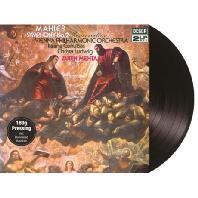 SYMPHONY NO.2 'RESURRECTION'/ CHRISTA LUDWIG, ZUBIN MEHTA [180G LP] [말러: 교향곡 2번 <부활>]