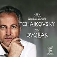 SYMPHONY NO.6 & RUSALKA FANTASY/ MANFRED HONECK [SACD HYBRID] [차이코프스키: 비창 교향곡 & 드보르작: 루살카 판타지]