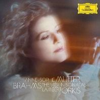 VIOLIN SONATAS/ ANNE-SOPHIE MUTTER, LAMBERT ORKIS [브람스: 바이올린 소나타 - 안네 소피 무터]