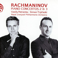 PIANO CONCERTOS 2 & 3/ SIMON TRPCESKI, VASILY PETRENKO [라흐마니노프: 피아노 협주곡 2, 3번 - 시몬 트르프체스키, 바실리 페트렌코]