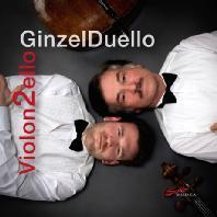 VIOLON2ELLO/ REINER GINZEL, HANS-HENNING GINZEL [라이너 & 한스 헤닝 긴첼: 두 대의 첼로로 연주하는 클래식]