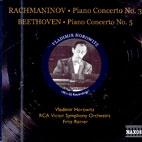 PIANO CONCERTO NO.3 ETC/ VLADIMIR HOROWITZ
