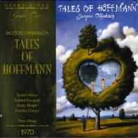TALES OF HOFFMANN/ PETER MAAG