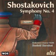 SYMPHONY NO.4/ RUDOLF BARSHAI