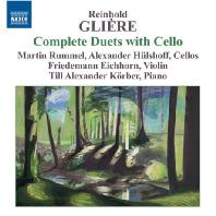 COMPLETE DUETS WITH CELLO/ MARTIN RUMMEL, FRIEDEMANN EICHHORN