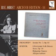 SONATA NO.7, OP.83/ IDIL BIRET [ARCHIVE EDITION 14]