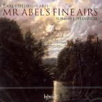 MR ABEL`S FINE AIRS/ MUSIC FOR SOLO VIOLA DA GAMBA/ SUSANNE HEINRICH
