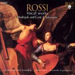 VOCAL WORKS/ MADRIGALS AND CANTI DI SALOME