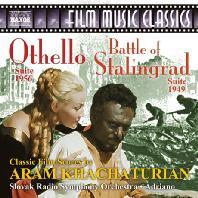 BATTLE OF STALINGRAD & OTHELLO/ ADRIANO [하차투리안: 스탈린그라드의 전투, 오텔로]