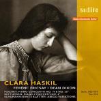CLARA HASKIL PLAYS MOZART, BEETHOVEN PIANO CONCERTOS