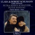 LIEDER UND DUETTE/ PETRA-MARIA SCHNITZER