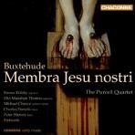 MEMBRA JESU NOSTRI/ EMMA KIRKBY, PURCELL QUARTET, FRETWORK