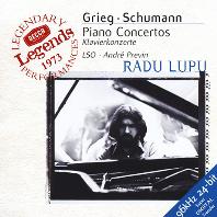 PIANO CONCERTOS/ RADU LUPU, ANDRE PREVIN [DECCA LEGENDS] [그리그 & 슈만: 피아노 협주곡 - 루푸, 프레빈]