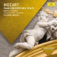 PIANO CONCERTOS NOS.20 & 21/ RUDOLF SERKIN, CLAUDIO ABBADO [VIRTUOSO]